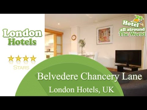 Belvedere Chancery Lane - London Hotels, UK