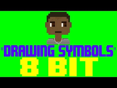 Drawing Symbols [8 Bit Tribute to YoungBoy Never Broke Again] – 8 Bit Universe