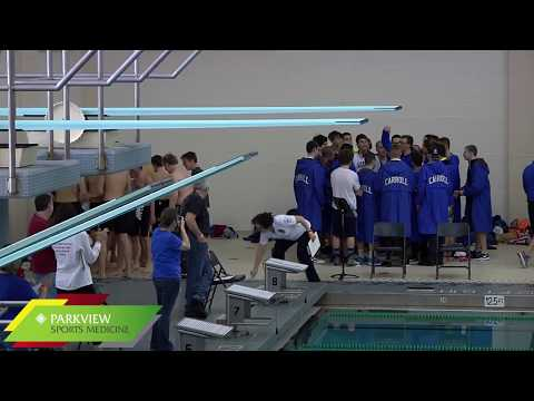 2-18 Boys Swim & Dive Sectional Broadcast