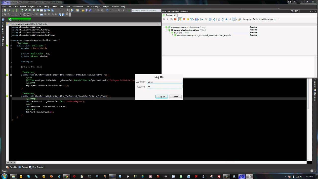 DotNetDevDude - WPF