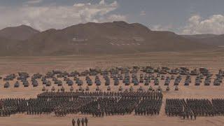 Bolivia realiza maniobras militares y asegura que no necesita a EEUU para defenderse