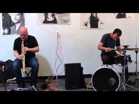 Jaroba & Kevin Corcoran 5-10-14 Gold Lion Arts