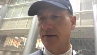 John Jancek discusses the contributions of defensive tackle Jordan Williams