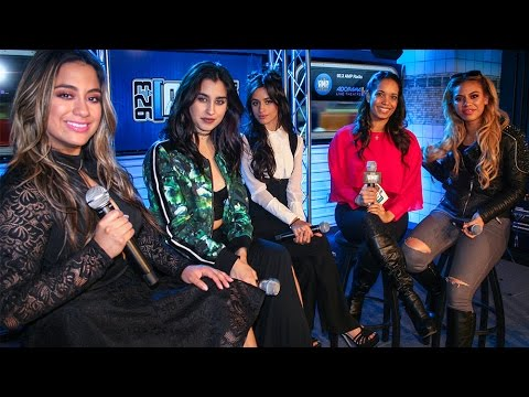 "Fifth Harmony Talk ""Work From Home"" & ""7/27"""