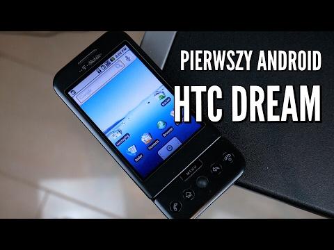 HTC DREAM 📲 | retro RECENZJA | PL 🇵🇱