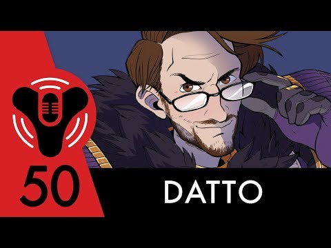 Destiny Community Podcast: Episode 50 - Arc Buddy Best Buddy (ft. Datto)