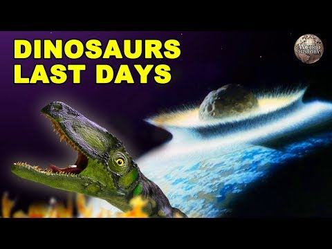 A Breakdown of the Asteroid That Wiped Out the Dinosaurs