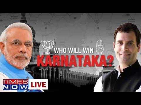 KARNATAKA RESULTS 2018 LIVE - BJP LEADS