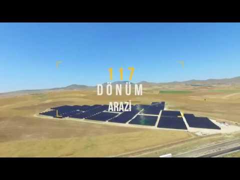 Güneş enerji Panellleri tanıtım filmi
