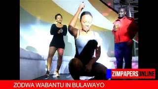 Zodwa Wabantu rocks Bulawayo . . . August 2017