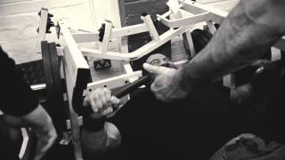 Ben Pakulski Chest Training Workout MI40 NATION