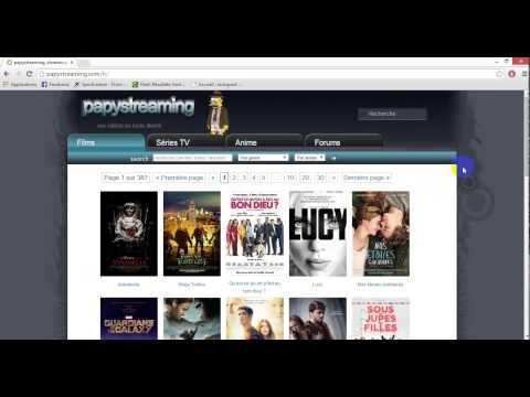 Tuto: Site pour regarder manga et films  gratuit