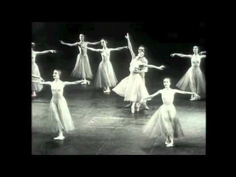Melissa Hayden interview on George Balanchine
