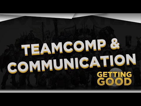 [9] Getting good at Overwatch: Teamwork & Communication