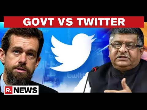 IT Minister RS Prasad's Strong Words For Twitter: 'Do Business In India, But Comply With Law'