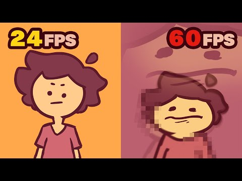 Smoother animation ≠ Better animation [4K 60FPS]