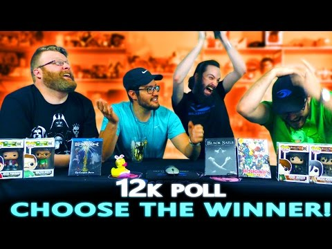 12K Viewer Poll!! Help Choose A New Reaction Series!