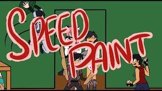 Aphmau Speedpaint - Food Fight (DYS Meme)