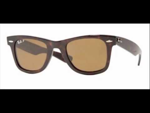 e5ee8af8a9 Ray Ban Wayfarer RB 2140 902-57 Sunglasses - YouTube