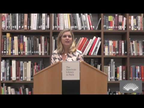 Lauren Collins @ The American Library in Paris | 2 November 2016