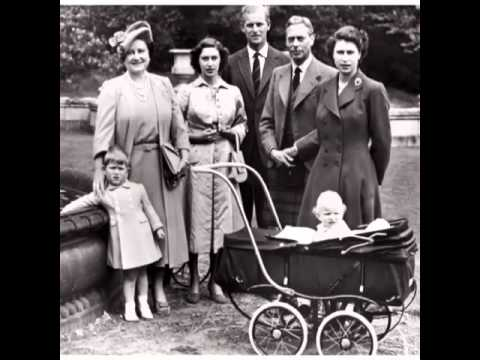 queen elizabeth ii and prince philip with their children ...