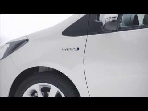 Toyota Yaris Hybrid teaser, the greenest car on the European market
