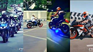 Bike lovers tik tok videos/ Chennai gana song/ tik tok video compilation part-10