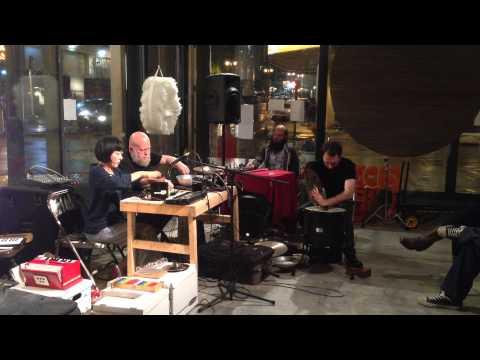 7-9-15 Jaroba/Corcoran/Chen at Luggage Store in San Francisco