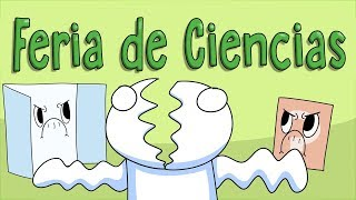 Feria de Ciencias  | My Thoughts on the Science Fair [TheOdd1sout] | [Español]