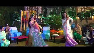 Yeah Baby   Expert jatt   Bride & Bride's sister dance   Mehendi performance  