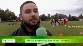 Burak Yargan, nieuwe trainer van Reaal Dronten