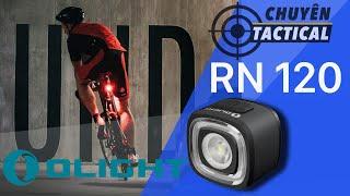Review Đèn Gắn Đuôi Xe Đạp OLIGHT RN 120 - Chuyentactical.com