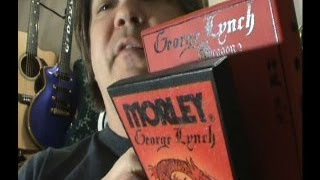 Morley George Lynch Dragon 2 Wah Pedal Review By Scott Grove