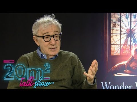 Woody Allen, 20m2 talk-show, teaser 279