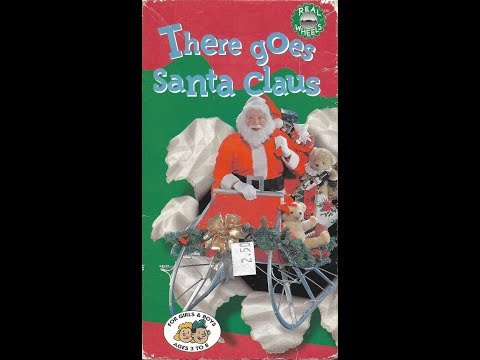 Opening To Real Wheels:There Goes Santa Claus 1995 VHS