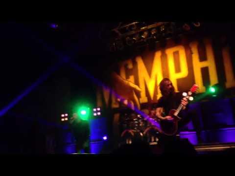 Memphis May Fire - Sleepless Nights (LIVE)