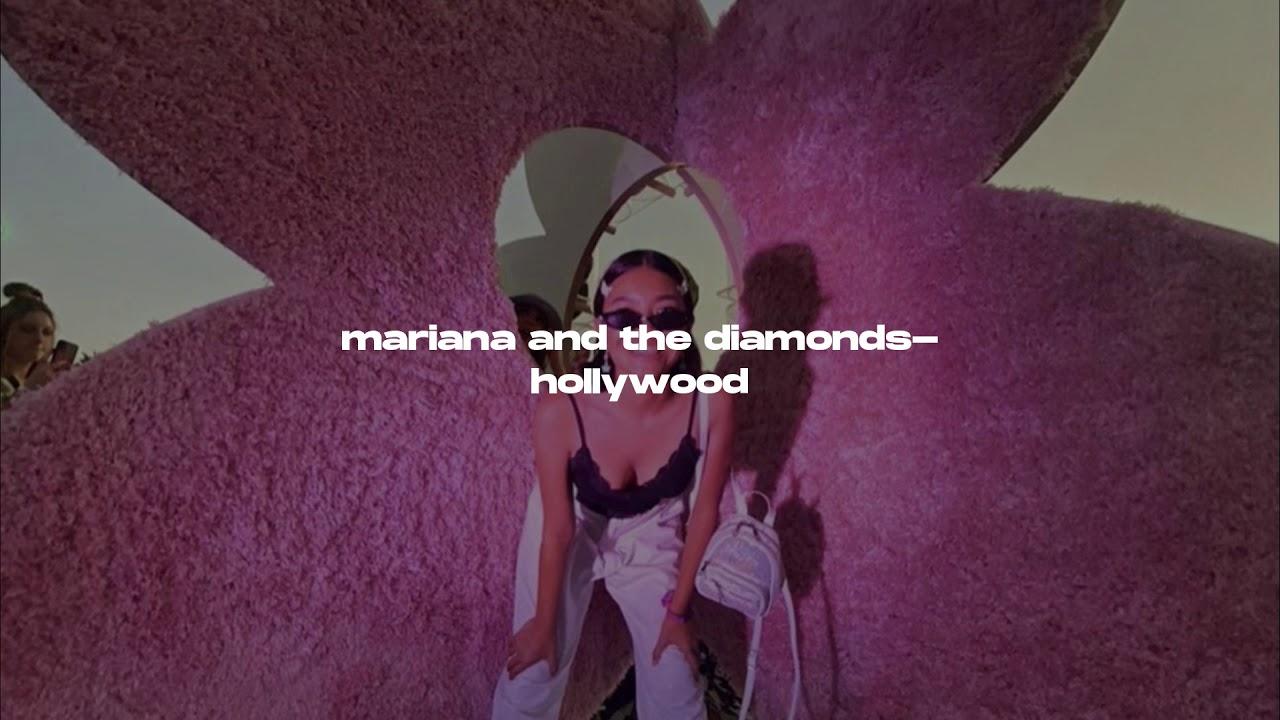 Download marina and the diamonds- hollywood (s l o w e d + r e v e r b)