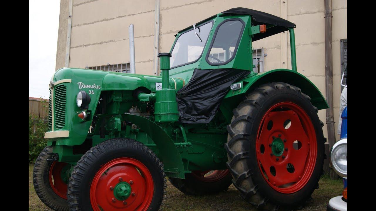 ddr ifa famulus 36 rs 14 traktor tractor oldtimer classic. Black Bedroom Furniture Sets. Home Design Ideas