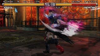 Download Video [TAS] Tekken 5 - Ling Xiaoyu MP3 3GP MP4