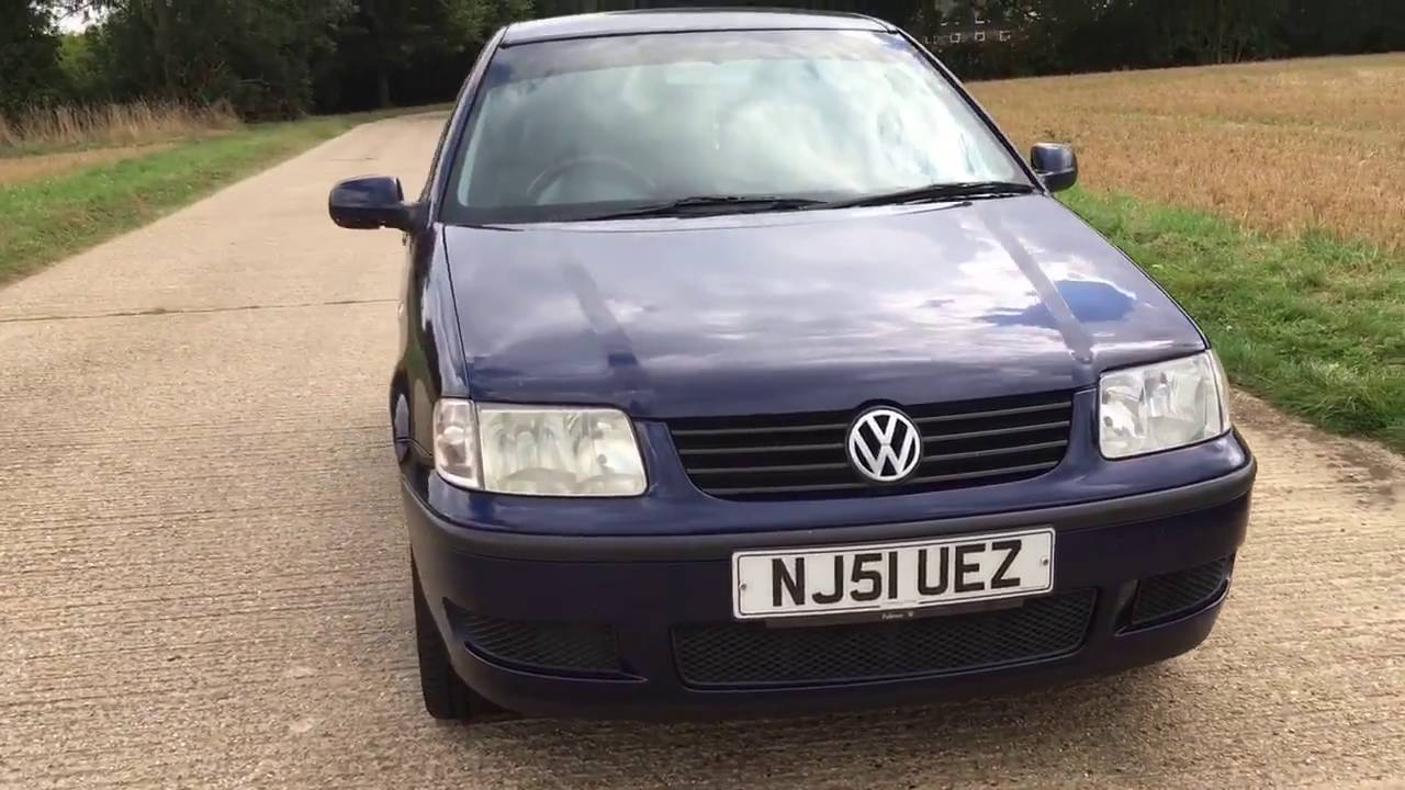 2001 vw polo 1 0 mpi petrol engine manual video review youtube rh youtube com vw polo 1.4 2001 manual vw polo 2001 manual