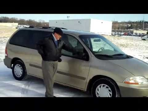 Used 2001 Ford Windstar Lx For Sale At Honda Cars Of Bellevue An