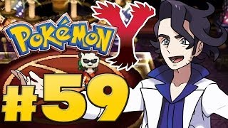 Let's Play Pokémon Y - Part 59 - Auf nach Batika City