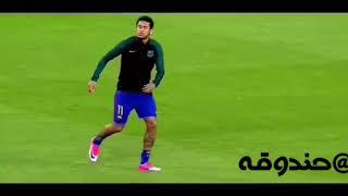 مهارات نيمار على مهرجان اسد شبح وسط الغابه.  فاجر