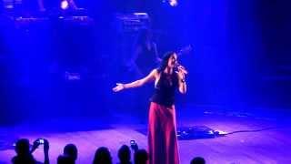 Tarja Turunen -  Until Silence@Aula Magna Lisboa 2014