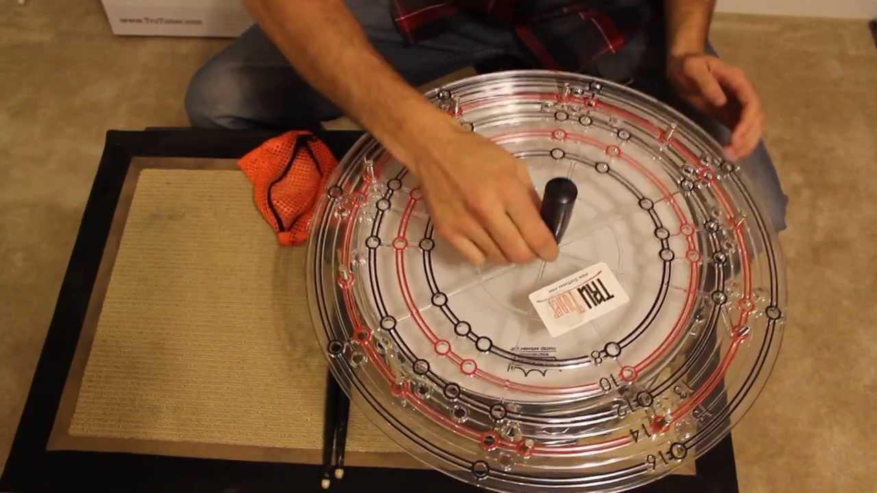 tru tuner rapid drum head replacement system youtube. Black Bedroom Furniture Sets. Home Design Ideas