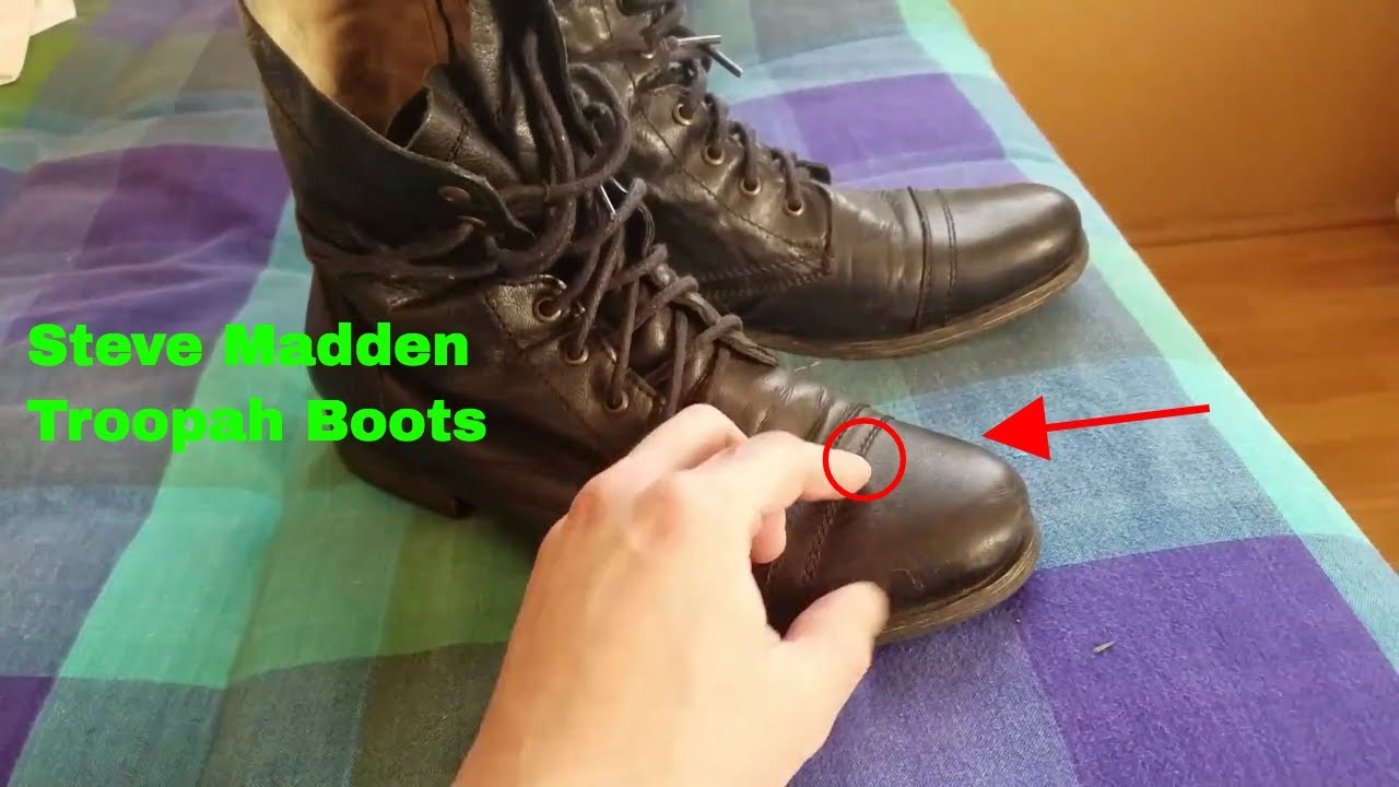 deea6f40cf6 ✅ How To Use Steve Madden Troopah Boots Review