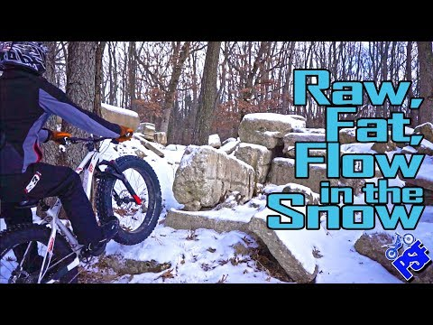 Raw, Fat, Flow in the Snow with Pat Smage