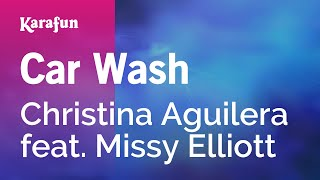 Karaoke Car Wash - Christina Aguilera *