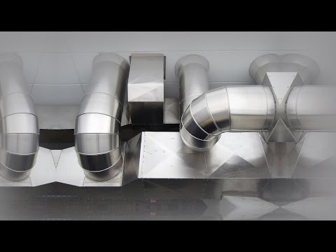 Ductwork Installation. How to Install Ductwork in a House. ♦DIY CAM♦