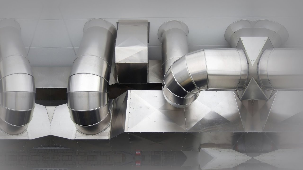 Ductwork installation how to install ductwork in a house how to diy handmade howtodiy solutioingenieria Gallery